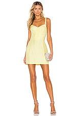 Amanda Uprichard Turner Dress in Buttercream