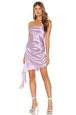 Amanda Uprichard X REVOLVE Violetta Dress in Lavender
