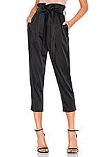 Amanda Uprichard Tessi Pant in Black