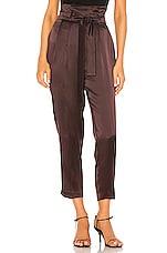 Amanda Uprichard Tessi Pants in Cocoa