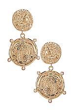 Amber Sceats X REVOLVE Berlin Earrings in Gold