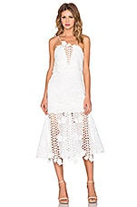 Alice McCall Love Light Dress in White