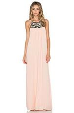 Lotus Dress in Blush