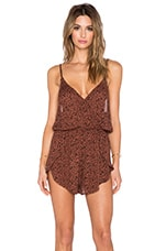Haven Romper in Henna