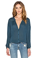 Lennox Top en Indy Blue