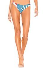 AMUSE SOCIETY Dayana Cheeky Bikini Bottom in Orchid