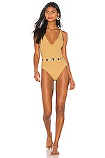AMUSE SOCIETY Dianna One Piece in Latte