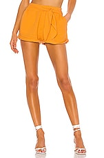 ANAAK Maithili Tie Shorts in Mango