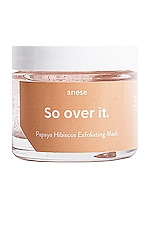 anese So Over It Papaya Enzyme Exfoliating Mask