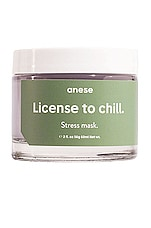 anese License to Chill The Stress Mask