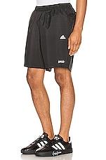 adidas Neighborhood Run Shorts in Black