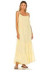 ANINE BING Scarlett Dress in Yellow