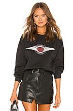 ANINE BING Jax Sweatshirt in Black