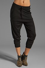 Harem Pants in Black