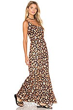 ROBE MAXI JAGUAR