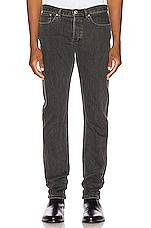 A.P.C. Petite Standard Jeans in Grey