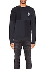 A.P.C. x Brain Dead Pony Sweatshirt in Dark Navy