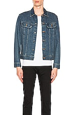 A.P.C. Jean Jacket in Indigo