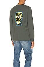 A.P.C. x Brain Dead Molly T-Shirt in Vert Grise