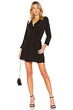 A.P.C. Ada Dress in Noir
