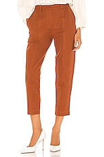 APIECE APART Palma Chill Pant in Copper