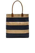 Beach Tote in Navy