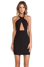 Kelly Mini Dress in Black