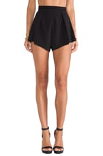 Control Short in Black