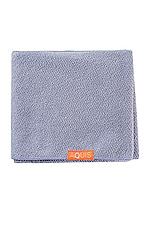 AQUIS Lisse Luxe Hair Towel in Cloudy Berry