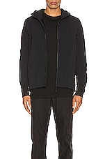 Arc'teryx Veilance Mionn IS Comp Hooded Jacket in Black