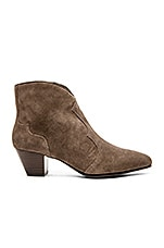 Hurricane Bootie in Chestnut