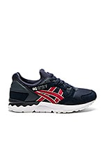 Gel Lyte V en India Ink & Burgundy