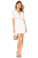 ASTR the Label Brennan Dress in White