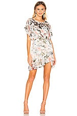 ASTR the Label Tyler Dress in Pink Multi Floral