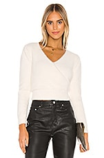 ASTR the Label Sheresa Sweater in Ivory