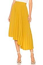 ASTR the Label Elliott Skirt in Mustard