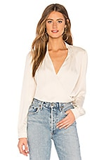 ASTR the Label Janice Top in Ivory