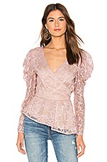 ASTR the Label Icon Top in Icy Pink