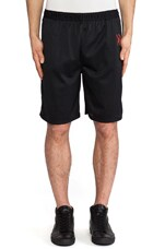 Gladiator Shorts in Black