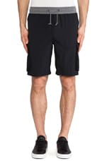 Hunter Shorts in Black