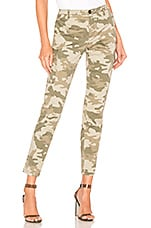 ATM Anthony Thomas Melillo Cargo Slim Pant in Army Camo