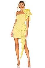 Atoir Guiding Light Dress in Lemon