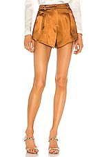 Atoir X REVOLVE Wanderlust Short in Brown