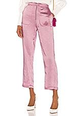 Atoir Golden Barbie Pant in Cyclamen Pink