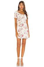 AUGUSTE Reverie June Mini Dress in Natural