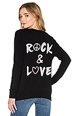 GILET BOYFRIEND ROCK AND LOVE