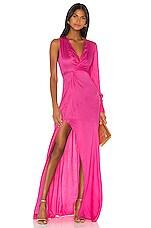 Alexis X REVOLVE Baila Dress in Neon Pink