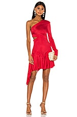 Alexis Rocca Dress in Red
