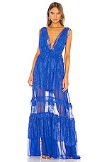 Alexis X REVOLVE Umbria Dress in Electric Blue