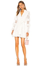 Alexis Shanna Dress in White